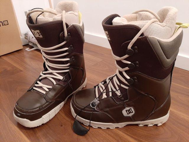 botas snowboard DC Shoes