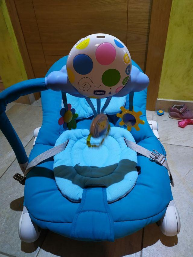 Hamaca Chicco Balloon 0+