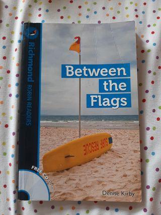 Libro lectura inglés Between the Flags Nivel 2