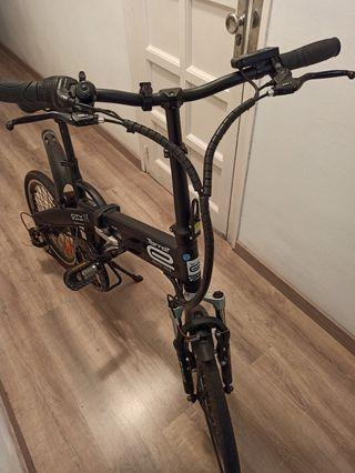 Bicicleta eléctrica Torrot City Surfer