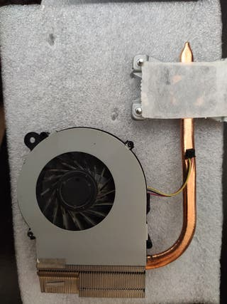 Disipador para portátil HP