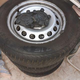 ruedas invierno Volkswagen