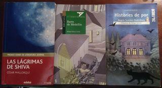 Libros lectura Secundaria