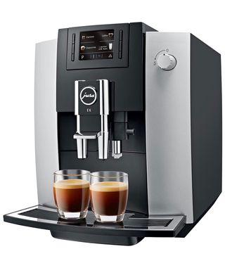 Cafetera profesional Jura E6