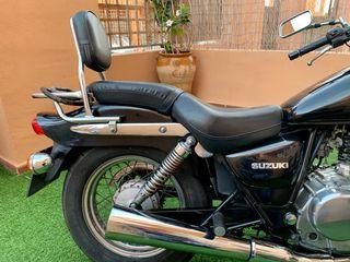 Vendo Suzuki Marauder 250 GZ. Único propietario.
