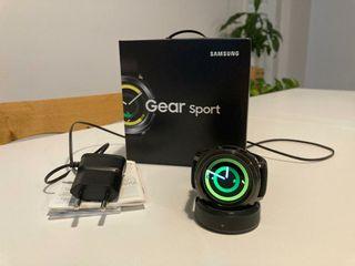 Smartwatch Samsung Gear Sport como nuevo