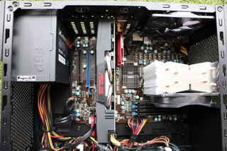 Placa base MSI 970A-G43 / AMD FX6300
