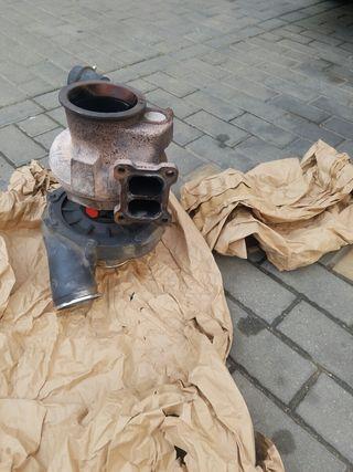 turbo scania p450