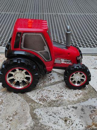 Juguete, tractor