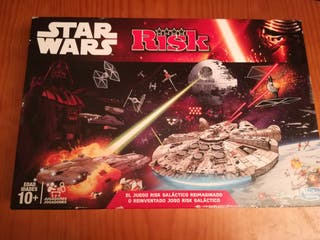 Juego de mesa Risk Star Wars. + 10 años