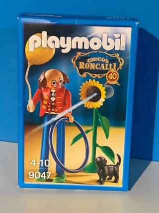 Payaso Playmobil Circo Roncalli.