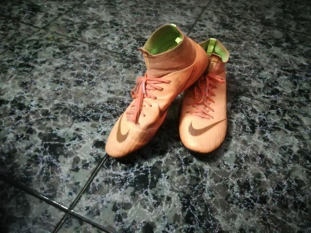 "Botas de fútbol Nike ""Flyknit"""