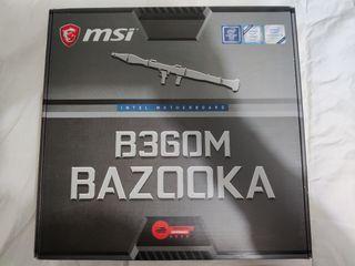 Placa base MSI B360M Bazooka