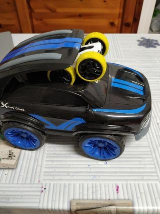 coche duo teledirigido