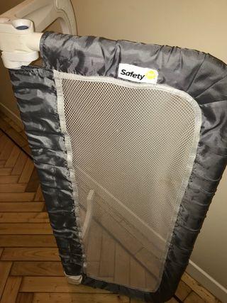 Barreras anti caída cama y dosel