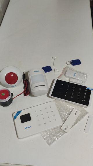 Alarma Kerui GSM/WiFi