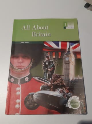 All About Britain.Julie Hart
