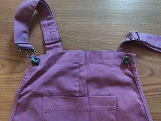 Peto falda rosa