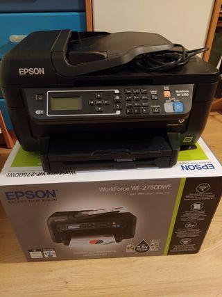 Impresora Epson WF2750