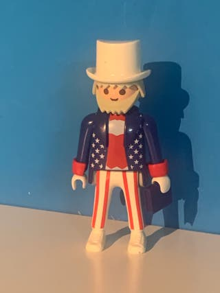 Tio Sam Playmobil serie 1