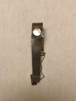 Reloj Cauny de oro blanco