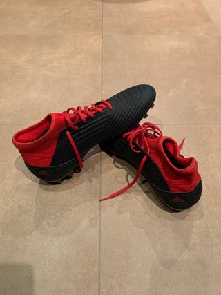 Botas de futbol adidas predator talla 44