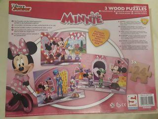 puzzles de Minnie