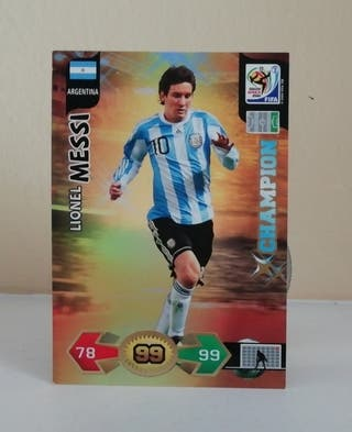 MESSI CHAMPION ADRENALYN XL SOUTH ÁFRICA 2010 FIFA
