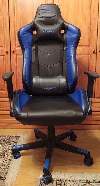 Drift DR85 azul - silla gaming de oficina