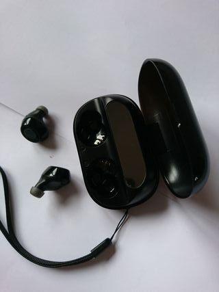 Auriculares inalambricos Bluetooth con micrófono