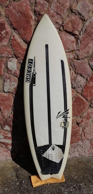 Tabla de surf Greedy Surfboards 5.5