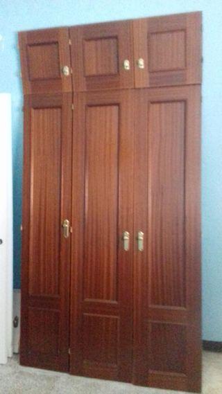 Puertas armario empotrado completo