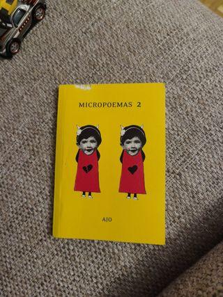 libro MICROPOEMAS