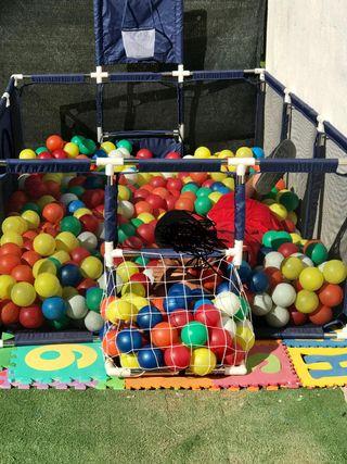 Bolas de parque infantil