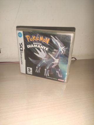 Pokémon Edición Diamante Nds
