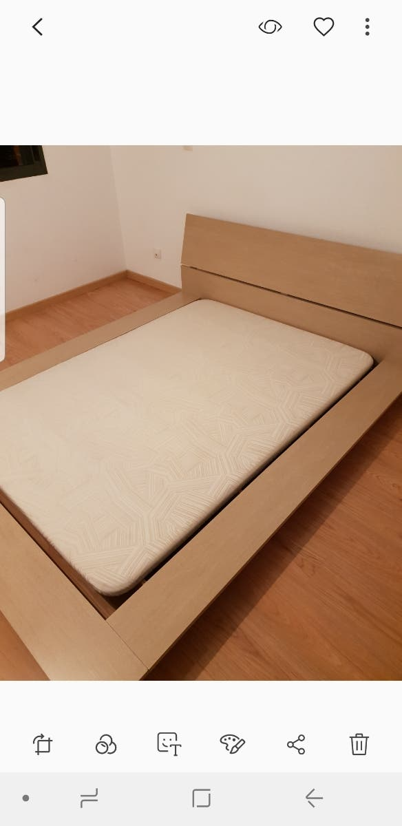 Dormitorio Tatami 135