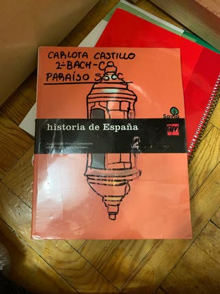 Libro Historia de España 2 Bachillerato. Savia