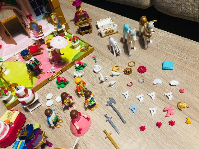 Cofre-maletín Princesas de Playmobil