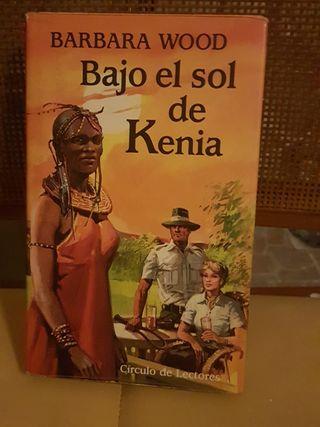 Bajo el sol de Kenia