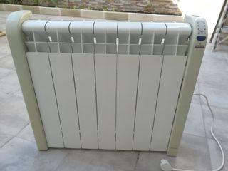 5 Radiadores eléctricos ACESOL Calor Azul