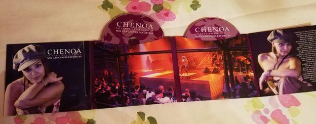 CD y DVD de Chenoa