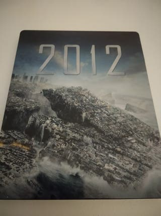 Steelbook. 2012. Bluray