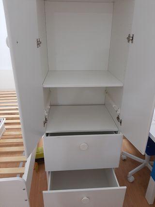 Armario Stuva Ikea blanco
