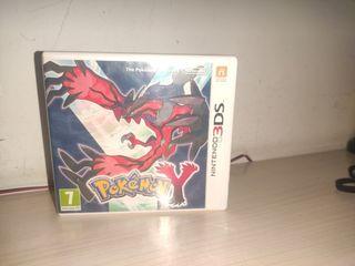 Pokémon edición Y 3ds