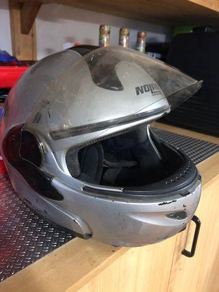casco modular nolan xl