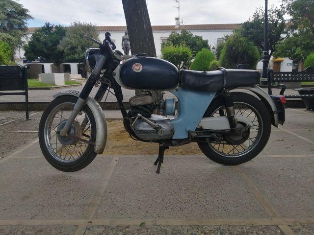 Bultaco mercurio 155