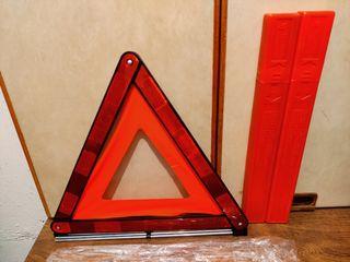 Dos Pares de Triángulos de seguridad
