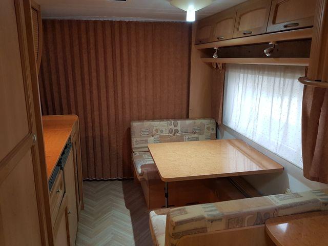 caravana burstner ventana 540 tk avantgarde-