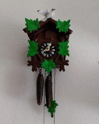 reloj de cuco