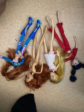 Winx mattel doll muneca muñeca
